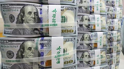 9月中国外汇储备环比降315亿美元,创6个月最大跌幅
