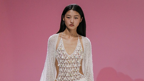 柔软和硬核,都可以是夏天的模样丨上海时装周
