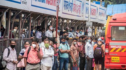"""印度濒临全国停电危机""""煤荒""""难解,能源供应短缺或持续半年"""