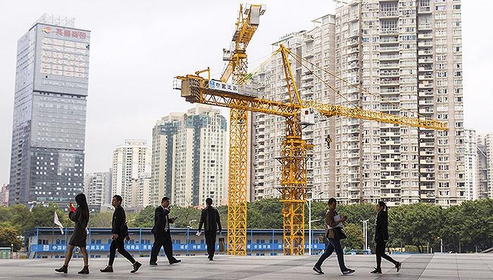 凤凰城平台供应量猛增,深圳新房国庆期间成交量为十年最高