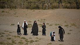 阿富汗遭遇30年来最严重旱灾:欧盟承诺10亿援助,G20同意与塔利班接触