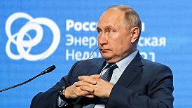 普京再发声:没有把天然气当武器,冷战时都没向欧洲断供