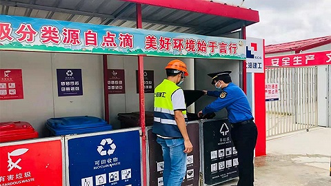 进博会倒计时20天,上海城市环境执法保障工作进入冲刺阶段