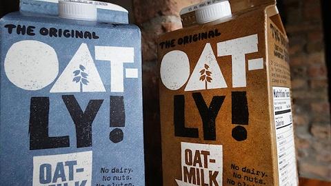 燕麦奶OATLY全球面临产能不足