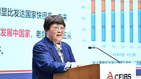 汪泓:中国老龄化速度世界第二,养老面临五大挑战
