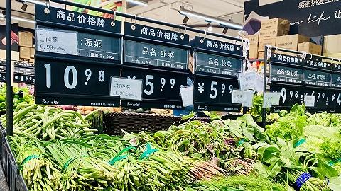 北方蔬菜价格猛涨,买点肉吃吧