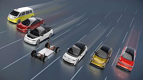 淡化内部开发,大众汽车集团将在软件领域侧重谋求外部合作