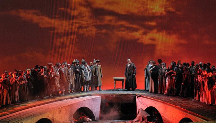 歌剧《战争与和平》首登广州 再现十九世纪俄国风情