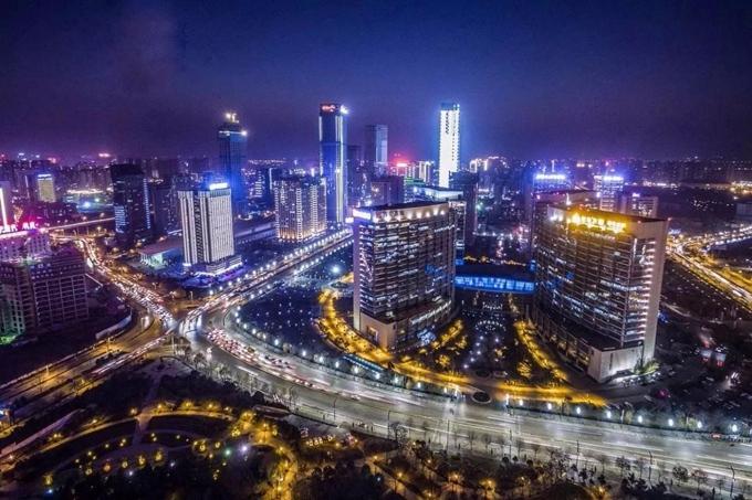 西安市高新区邮编_枢纽经济、门户经济、流动经济打开陕西发展新空间|界面新闻