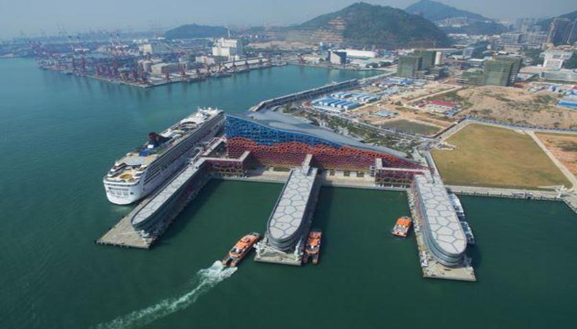 湾区邮轮产业逆袭 构建邮轮母港群仍需加强合作
