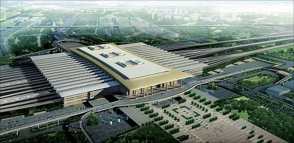 媲美大湾区的长三角规划来了,这条轴线承载南京未来想象力