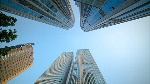 房地产股出现下挫 万科、新城等股票跌幅超过5%