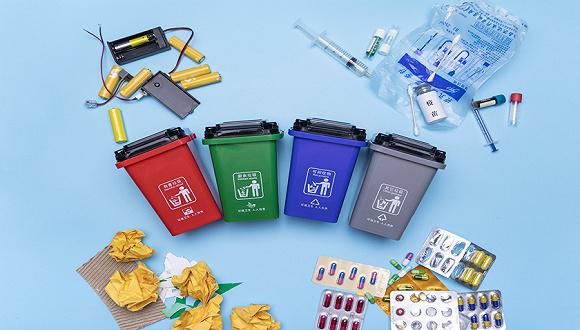 山东垃圾分类模式已初步确立