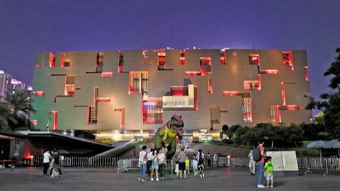 """粤博首次夜间向公众开放,3800名观众享受""""博物馆奇妙夜"""""""