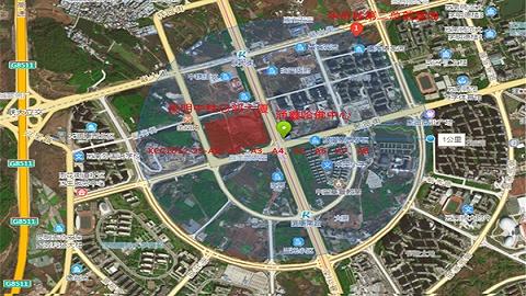 汇聚5家世界500强总部 呈贡新区成昆明总部经济新高地
