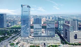 新鴻基地產第三座IFC隆重揭幕南京國金中心帶動區域商業升維