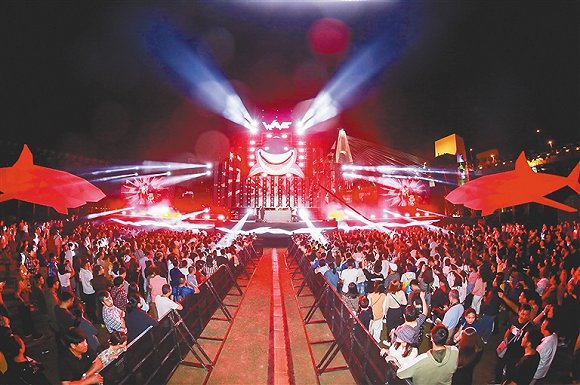 海南旅游岛200余项节庆文化活动贯穿其中