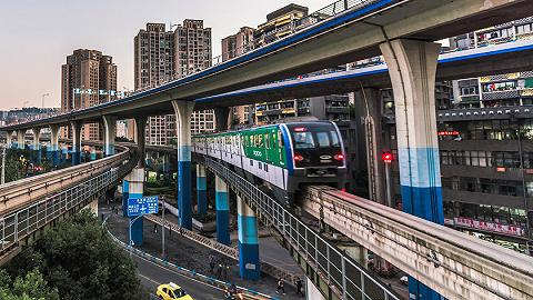 1月20日-22日重庆部分轨道线路延长运营时间