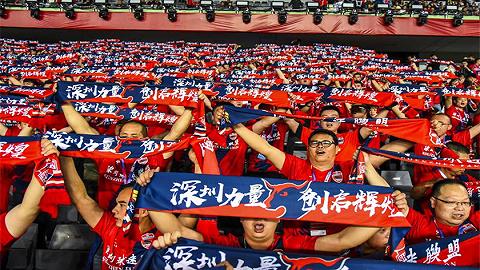足協公布三級聯賽參賽名單,深圳佳兆業補強陣容再戰中超