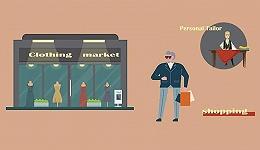 传统服装品牌大量进入,老年身体机能变化催生数千亿中老年服装市场