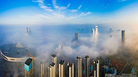 四川省推进成德眉资同城化发展领导小组办公在天府新区正式揭牌