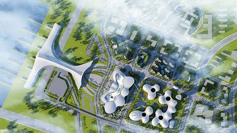 海口市国际免税城项目两地块开工,总投资20亿元
