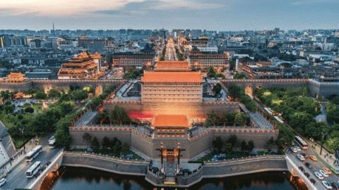 中国城市文化创意指数公布,西安入围十强榜单