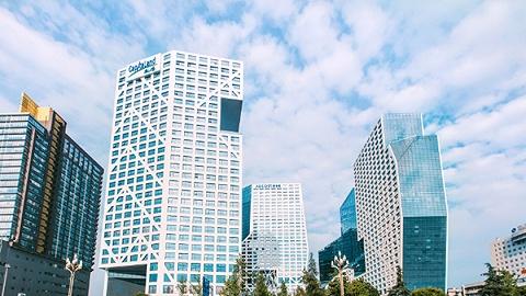 三区联合赴深圳叩门招商,成都楼宇经济跑出加速度