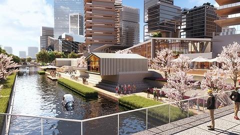 未来感+烟火气,成都5G智慧城先导区城市设计方案出炉