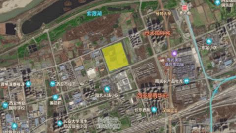 20.9亿,绿地底价摘得高铁新城233亩住宅地