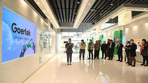 全球中高端VR头显产品50%以上产自山东这家企业,它每年将营收的8%投入研发