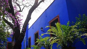 在墨西哥看展覽:這座藍房子,記錄了弗里達人生的三場災難
