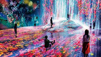 """体验消费时代,如何借助科技艺术吸引""""Z世代""""年轻人?"""