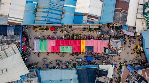保利、招商、富力成为广州荔湾葵蓬村旧改项目候选合作企业