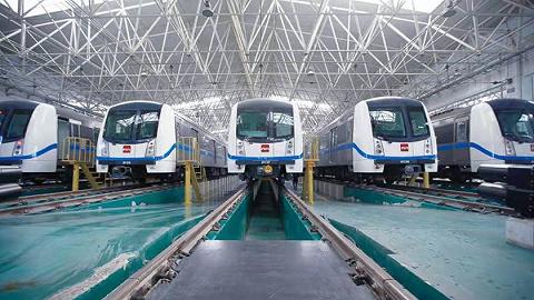 西安地铁发车时间提前,全力助力为西咸沣西半马