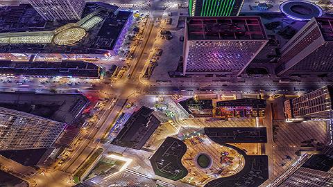 82%货值布局一二线城市的中国奥园,2021年销售目标1500亿