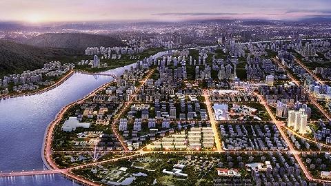 龙湖·山海原著销售中心正式揭幕!