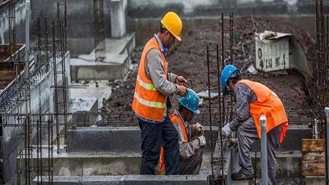 陕西省逾80万建筑业农民工向技能人才转变