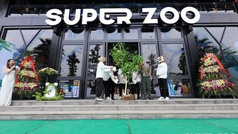 全国首家动物主题街区SUPER ZOO亮相重庆,开启多品牌业态融合新商业模式
