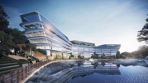 北温泉产业链深化发展,打造重庆全龄健康生活小镇