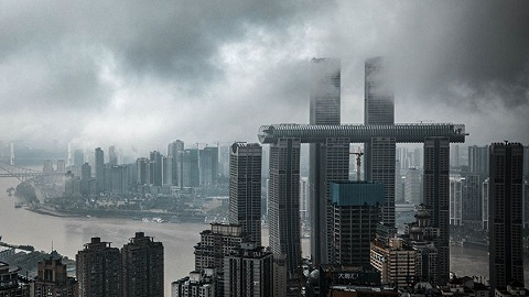 全民票选TOP10重庆新地标,来福士、融创文旅城、九街上榜