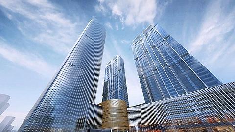 见时代,见峯华,蓝城•环球西安中心启幕城市未来