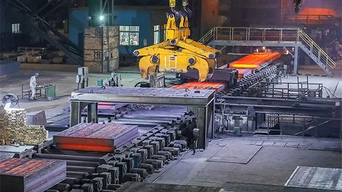 国内唯一!河钢实现这种高难要求钢材全规格生产