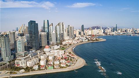 点亮胶州湾,青岛串联两大主城有了时间表