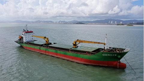 """看航运   """"破产""""的四艘干散货船被高价拍卖"""