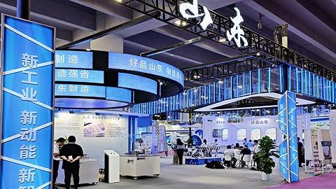 山东积极组织企业参加第十七届中国国际中小企业博览会