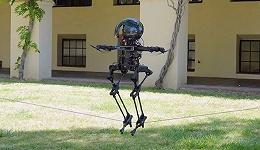 人形机器人成精了:走钢丝玩滑板,还会飞上天,登Sicence子刊封面