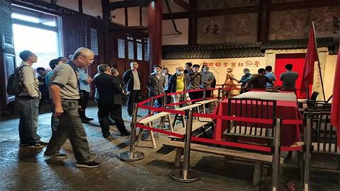 国庆假日,旺苍接待游客47万人次,乡村旅游成热点