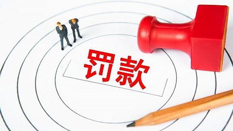 阳光信保多项违规被罚128万元,总经理撤职、新业务叫停一年